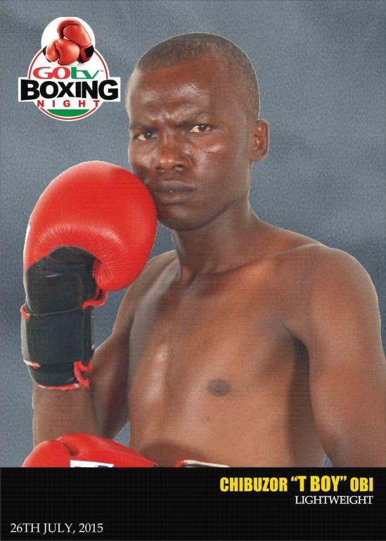CHIBUZOR Boxer
