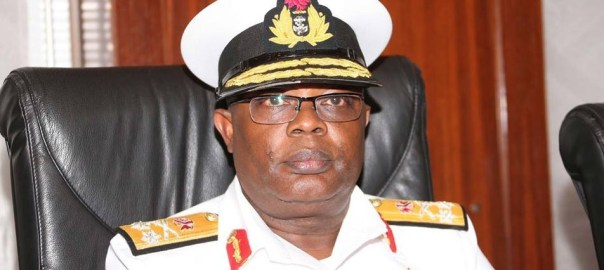 Chief of Naval Staff, Ibok-Ete Ekwe Ibas
