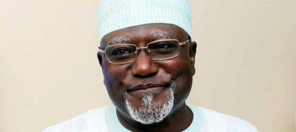 New Director General of SSS, Lawan Daura