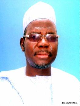 Muhammad Bello, new VC of Bayero University, Kano.