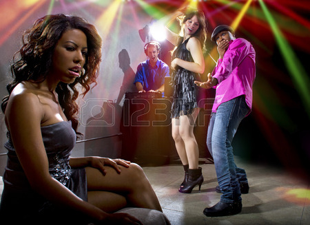 35165607-black-male-cheating-on-girlfriend-with-seductive-white-female-at-club