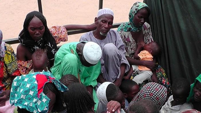 Boko haram captives
