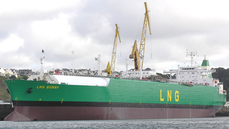 Nigerian Liquefied Natural Gas, NLNG