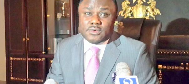 Cross River State Governor, Ben Ayade