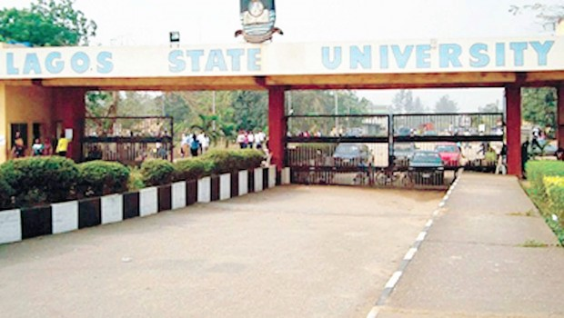 Lagos State University (LASU).Photo: Premium Times