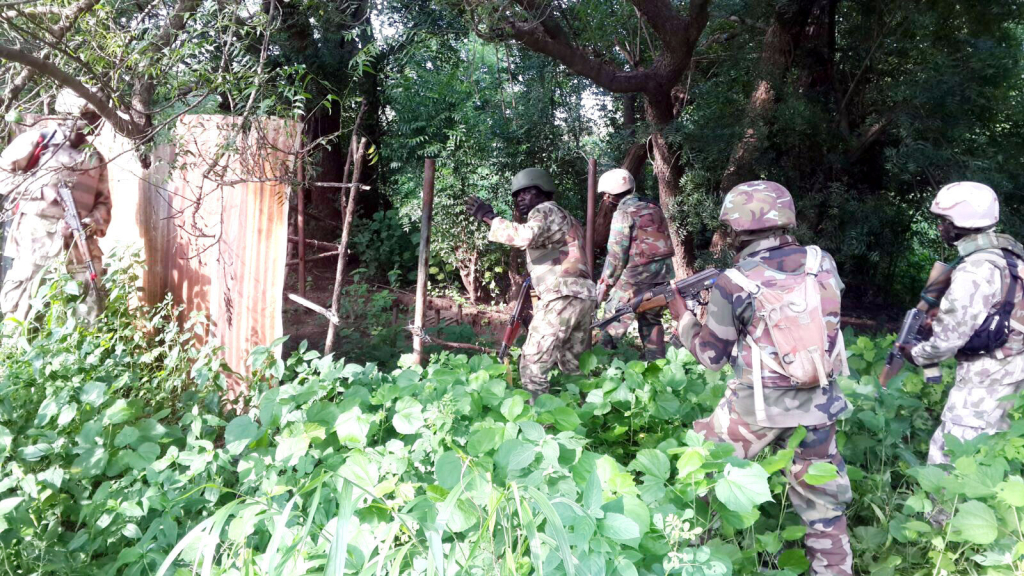 4 soldiers, 22 terrorists killed as Boko Haram attacks Nigerian troops again