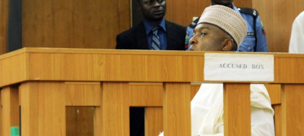 Saraki Accused Box