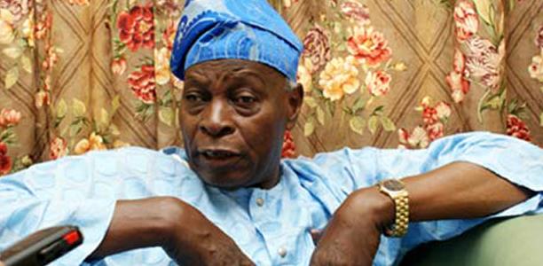 Olu Falae [Photo: Expressng]