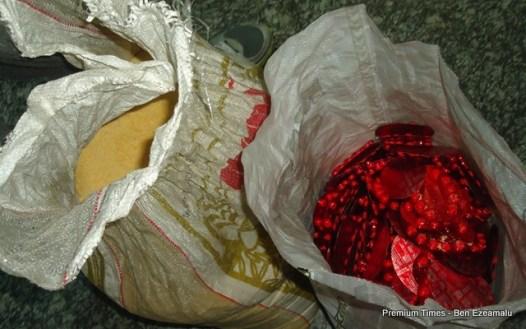 tramadol tablets hidden inside garri(1)