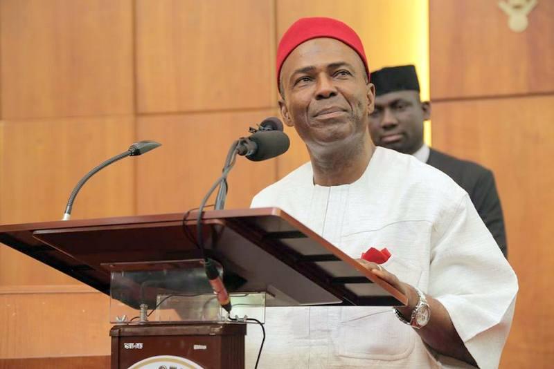 Dr. Ogbonnaya Onu. Photo: Premium Times