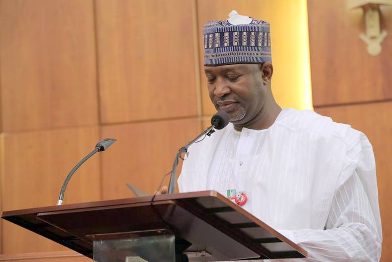Sen. Hadi Sirika at the Ministerial screening