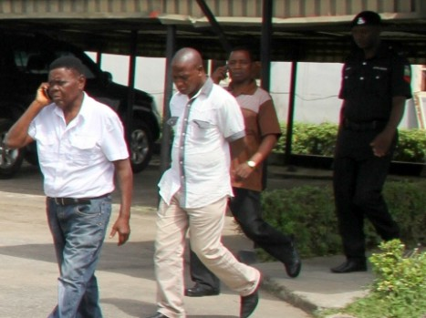 Adedamola Ogungbayi, Olaniran Olabode, Suraju Gasali,     Moses Emmanuel, Wilson Bonsi Okparaodi Omaka Uche, Onyeogo Happy4