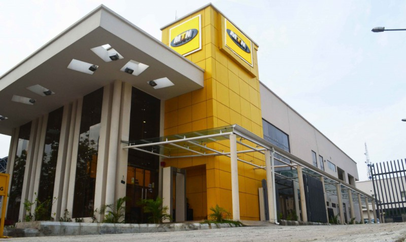 Image result for MTN OFFICE