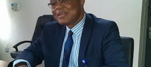 Prof. Enefiok Essien