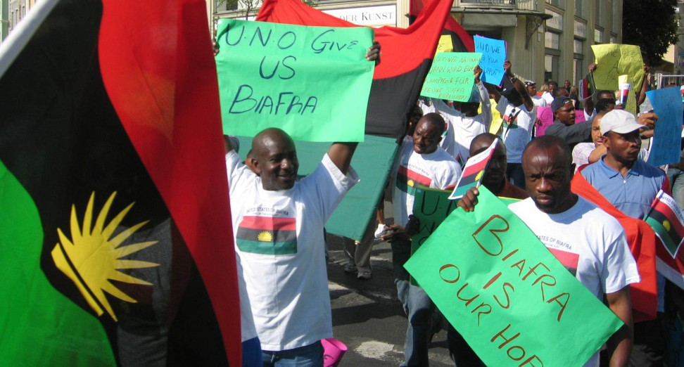 """MASSOB TO BUHARI –""""BIAFRAN AGITATION IS ONLY A REACTION TO THE MANY INJUSTICES, SECOND CLASS CITIZENSHIP, BORN TO RULE PHILOSOPHY, MARGINALIZATION AND WE MUST GET IT"""