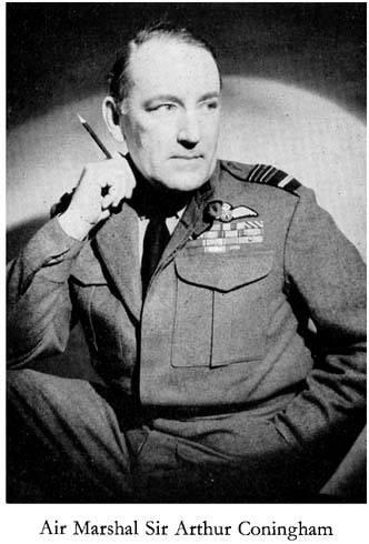 Air Marshal Sir Arthur Coningham