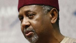 Sambo Dasuki, former National Security Adviser, Nigeria