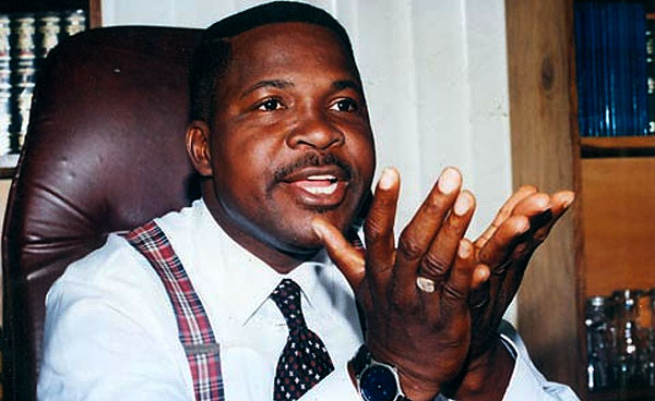 Mike Ozekhome, Senior Advocate of Nigeria