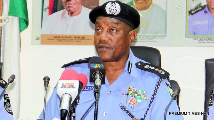 Police IG warns pro-Biafra group against possession of