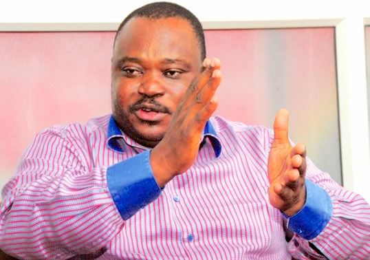 Jimoh Ibrahim Photo: PointBlank News