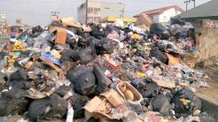 FILE PHOTO: Refuse dump