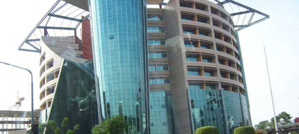 NCC HQ Abuja [Photo: www.skyscrapercity.com]
