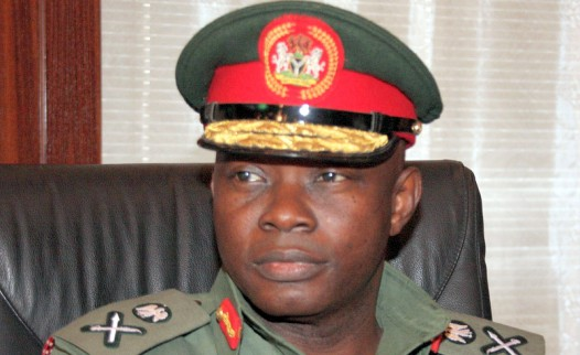 Chief of Defence Staff, Abayomi Olonisakin