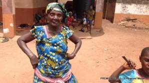 Displaced women of Agatu
