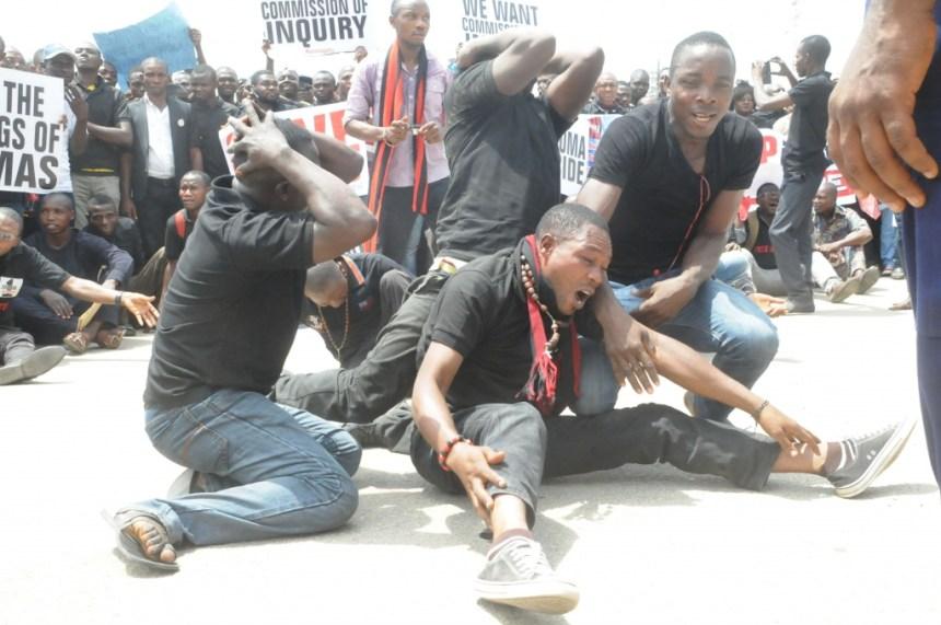 People protest killings in Agatu