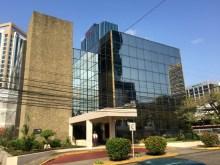 Mossack Fonseca's office Panama ... Picture Credit: ABC Australia