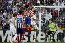 Real Madrid vs Atletico Madrid [Photo: www.mirror.co.uk]