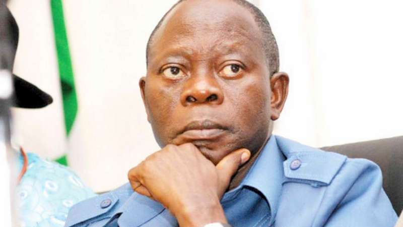 Edo State Governor, Adams Oshiomole Photo: NewsForward