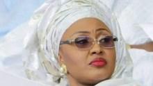 Aisha Buhari [Photo: naij.com]