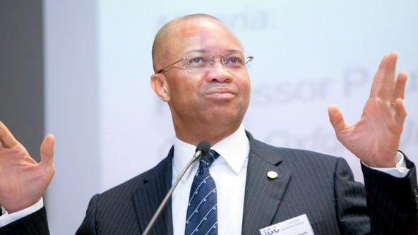 Ben Akabueze, Director General, Budget Office