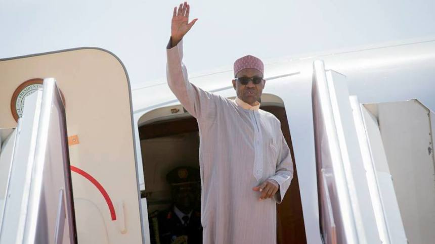 Buhari going on a medical trip to London