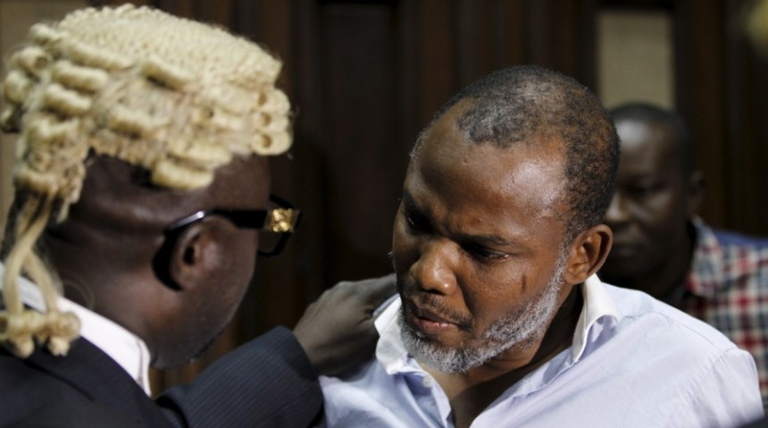 Kanu in court