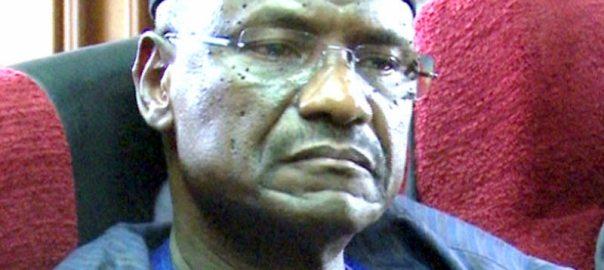 Ex-military chief, Mohammed Umar Dikko