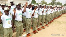 NYSC SWEARING-IN CEREMONY IN ZAMFARA
