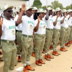 NYSC swearing-in ceremony in Zamfara, Nigeria