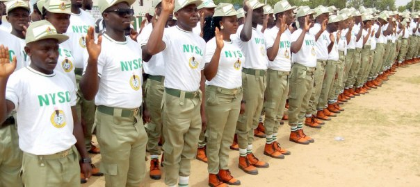PIC. 4. NYSC SWEARING-IN CEREMONY IN ZAMFARA