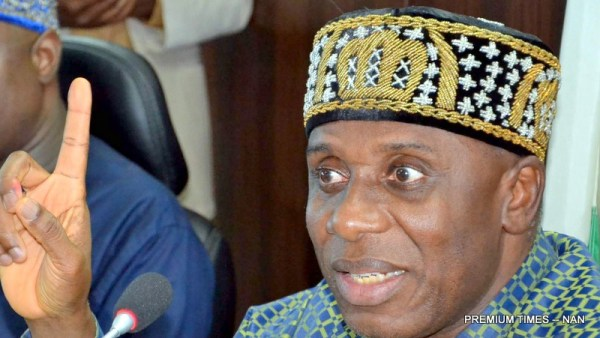 Minister of Transport, Rotimi Amaechi