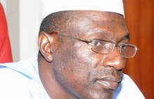 Ahmed Makarfi [Photo: The Breaking times]