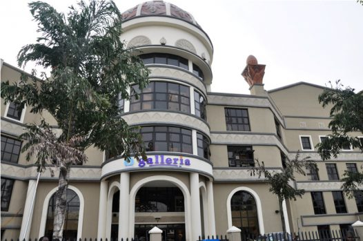 Silverbird Galleria, Lagos, ... One of the assets to be seized... Photo Credit:
