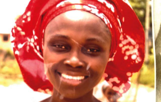 Eunice Elisha [Photo: Buzznigeria.com]