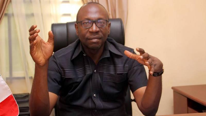 Pastor Ize-Iyamu [Photo Credit: Thisday]