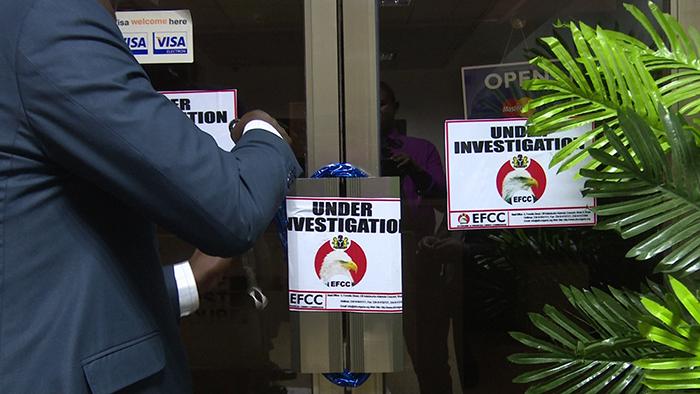 Umrah Banner: Alleged $200bn Scam: EFCC Seals First Group Office In