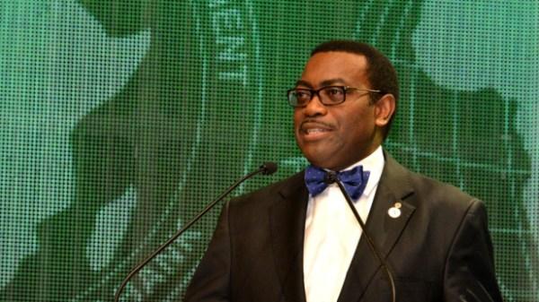 Akinwumi Adesina, President, African Development Bank Photo: AfDB