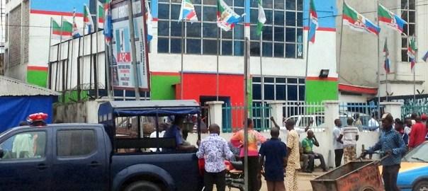 Ondo APC Secretariat