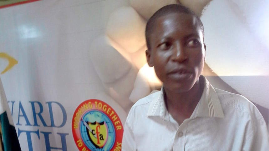 clergyman, Wale Fagbere, who was reportedly paralysed after ...