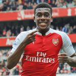 EPL: Iwobi scores as Arsenal secure New Year victory